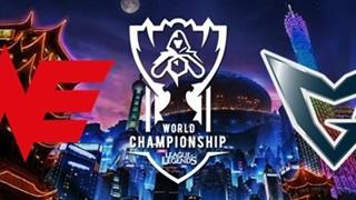 [CKTG 2017] SSG 3 - 1 WE: Trận chung kết năm nay sẽ như năm ngoái.