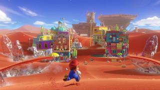 Super Mario Odyssey bán được 2 triệu bản chỉ trong 3 ngày ra mắt