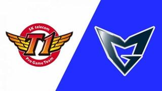 SSG vs SKT T1: Triều đại SKT chính thức chấm dứt