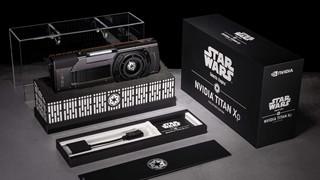 Nvidia ra mắt card màn hình Titan Xp phiên bản Star Wars, giá 1200 USD