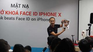 Mặt nạ có thể mở khoá Face ID iPhone X: Xác nhận Bkav đánh lừa thành công