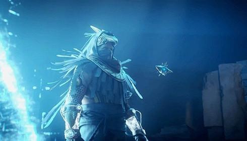 Destiny 2 tung trailer điện ảnh cho DLC Curse of Osiris