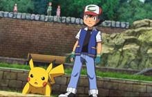 Pikachu đã làm điều không ngờ đến trong phim Pokemon mới