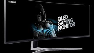 Màn hình chơi game tỉ lệ siêu dị của Samsung đoạt giải màn hình chơi game tốt nhất năm