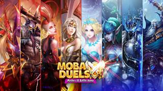 MOBA Duels - Một sự kết hợp tuyệt vời giữa MOBA và thẻ bài trên di động