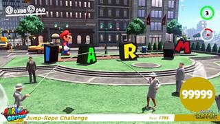 Super Mario Odyssey xuất hiện lỗi lạ cho người chơi tha hồ lợi dụng