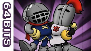 Cuphead kết hợp Darksouls, bảo đảm bán hành cho người chơi