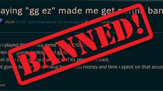 """Gamer chỉ trích Riot """"vô tình"""", chỉ gõ """"GG Ez"""" mà bị khóa tài khoản vĩnh viễn, nhưng đây là sự thật đằng sau câu chuyện vô lý đó"""