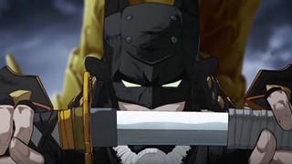 """Batman Ninja: Anime mới của DC dành cho Batman ra mắt trailer """"chất"""" không cần hỏi"""