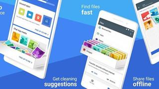 """""""Dọn dẹp"""" Android với ứng dụng File Go chính chủ từ Google"""