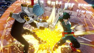 """Manga """"Học viện anh hùng"""" sẽ được chuyển thể thành game"""
