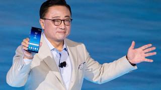 Tiếp tục thêm bằng sáng chế mới cho công nghệ quét vân tay trên màn hình cảm ứng từ Samsung