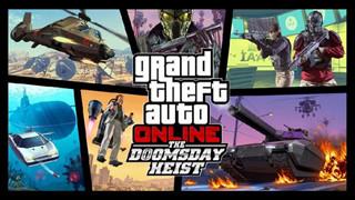 GTA Online: Tiết lộ hoạt động Heist mới mang tên Doomsday Heist