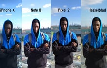 Portrait Mode - Chụp chân dung xóa phông trên smartphone hoạt động như thế nào?