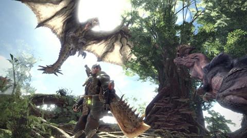 Monster Hunter: World mở thử nghiệm cho toàn bộ game thủ PS4 vào tuần sau