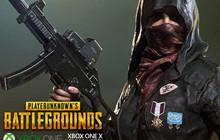 Tựa game PUBG sẽ được tặng kèm khi game thủ mua ngay Xbox One X
