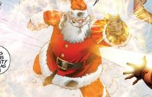 Ông già Noel là một trong 10 nhân vật từng giữ trong tay Găng tay và những Viên đá vô cực