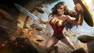 Liên Quân Mobile: Hướng dẫn cơ bản cho Wonder Woman tại đường King Kong