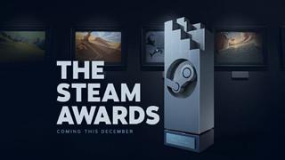 Bình chọn ứng viên cho giải Steam Award để nhận Badge về cho mình
