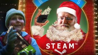 Mùa Sale khủng Giáng Sinh trên Steam chính thức bắt đầu - Hàng trăm game giá rẻ nằm chờ bạn