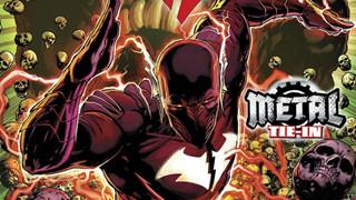 Batman Red Death - Người dơi nhanh nhất thế giới tại Vũ Trụ 52