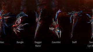 BnS: Vũ khí Vua Quạ và chi tiết chỉ số, hiệu ứng cho từng class khác nhau