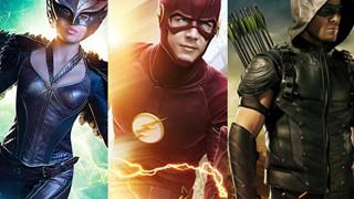 """Năm 2018, các phim về siêu anh hùng sẽ """"cầm chịch"""" màn ảnh nhỏ"""