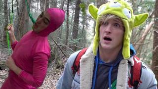 Buồn cười với những ảnh chế từ cộng đồng mạng scandal rừng tự tử của Youtuber Logan Paul