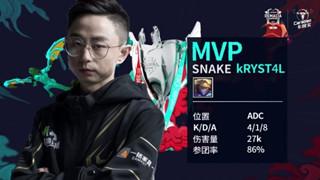 LMHT: Snake Esport tỏa sáng tại Demacia Cup, đả bại IG với tỉ số 2-1
