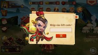 Hảo Hán Ca - Hướng dẫn cách nạp Giftcode đơn giản ngay trong game
