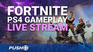 Stream Fortnite trên PS4: Gấp hai lần COD WWII và GTA V cộng lại