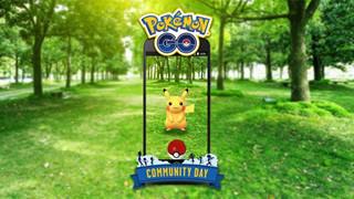 Pokemon GO giới thiệu sự kiện Ngày cộng đồng hàng tháng
