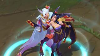LMHT: Riot Games chỉnh sửa thêm trang phục Rakan/Xayah Valentine theo lời kêu gào của game thủ
