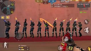 Crossfire Legends cùng game thủ xây dựng cộng đồng Clan phát triển mạnh mẽ