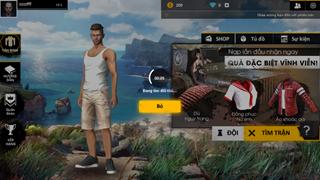 Cùng tìm hiểu Free Fire: Battle Royale - Game mobile sinh tồn chuẩn bị ra mắt từ Garena