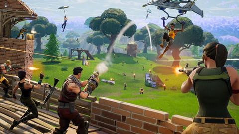Fortnite Battle Royale chính thức cán mốc 2 triệu người chơi cùng một lúc