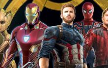 Sẽ có 40 siêu anh hùng tham gia vào Avengers: Infinity War