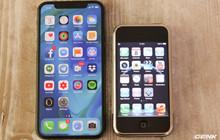iPhone X và iPhone 2G: 10 năm, có nhiều thứ đổi thay, nhưng cũng có nhiều thứ không bao giờ thay đổi