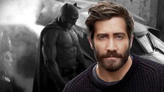 Jake Gyllenhaal có thể sẽ là người thay thế cho Ben Affleck trong vai Batman
