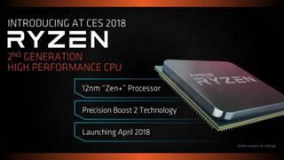 Lộ diện vi xử lý AMD Ryzen 2 - Ryzen 5 2600 với 6 lõi, bo mạch chủ ASUS Crosshair VII HERO X470