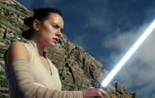 Star Wars: The Last Jedi trở thành tựa phim có doanh thu cao nhất năm 2017