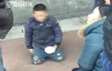 Nướng hơn 10 triệu vào game, cậu bé bị bắt phạt quỳ giữa đường