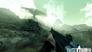 Bất ngờ với game thủ tạo ra bản mod Fallout 3 đẹp và chất nhất quả đất