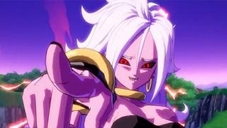 Dragon Ball FighterZ tung trailer giới thiệu Majin Android 21