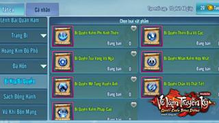 VLTK Mobile: Các tính năng nổi bật trong update Tân Xuân Trẩy Hội vào dịp Tết này