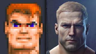 Bí mật đến nay mới được tiết lộ: BJ Blazkowicz trong Wolfenstein chính là... cố nội của gã chiến binh trong Doom