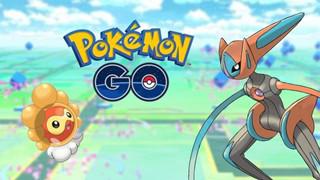 Pokemon GO: Hé lộ khả năng xuất hiện của Deoxys và Castform