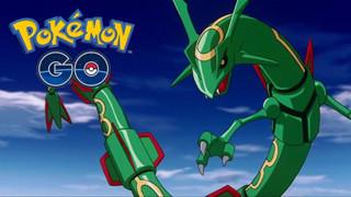 Pokemon GO: Không phải Deoxys mà chính Rayquaza mới góp mặt trong game