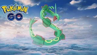 Pokemon GO: Làm thế nào để đánh bại và thu phục Rayquaza?