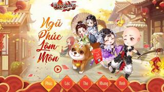 VLTK Mobile: Lễ Tết bận rộn với chuỗi sự kiện Ngũ Phúc Lâm Môn